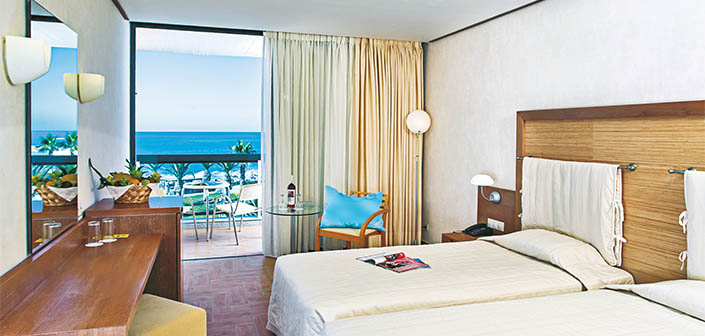 Club Calimera Sirens Beach Zimmer