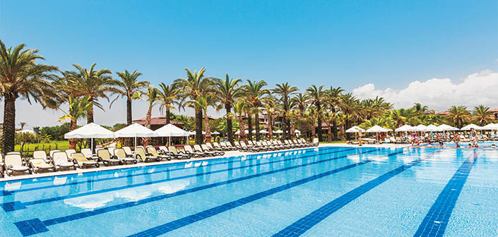 Club Calimera Serra Palace Pool